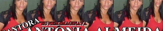 Cantora Antonia Almeida