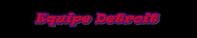 Equipe Detroit