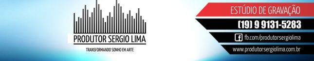 Produtor Sérgio Lima