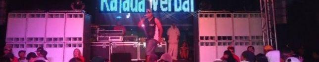 Rajada Verbal rap nacional