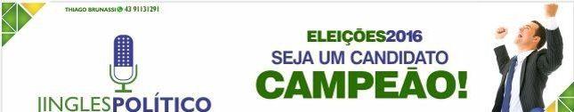 Jingles Politico Paraná