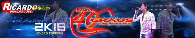 BANDA 40 GRAUS OFICIAL