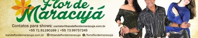 Banda Flor de Maracujá
