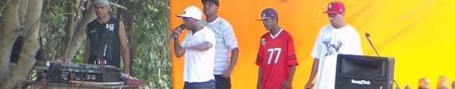 Grupo De rapper Sinal da cruz .ABDF