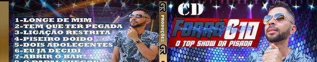 FORRÓ G10 O TOP SHOW DA PISADA