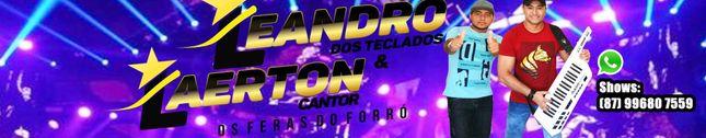 Leandro dosTeclados e LaertonCantor