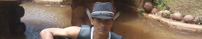 Dilson Santos, o Cowboy do Forró