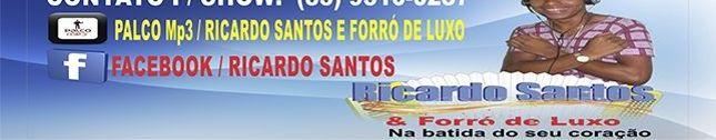 Ricardo Santos & forró de luxo