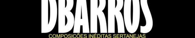DBARROS Compositor Sertanejo