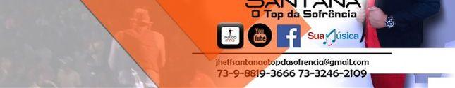 Jheff Santana O Top da Sofrência