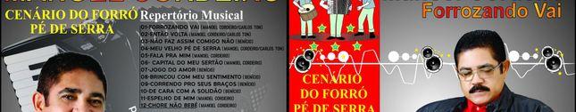 MANOEL CORDEIRO - CENÁRIO DO FORRÓ