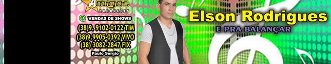 ELSON RODRIGUES Montes claros MG