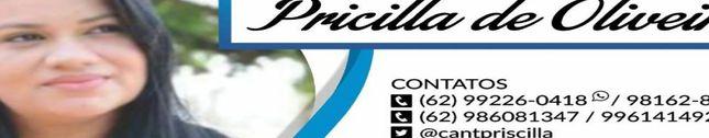 Priscilla de oliveira