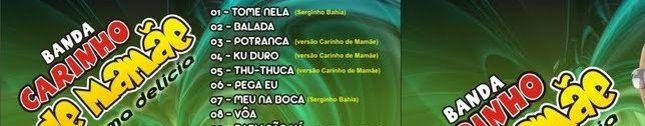 CARINHO DE MAMÃE
