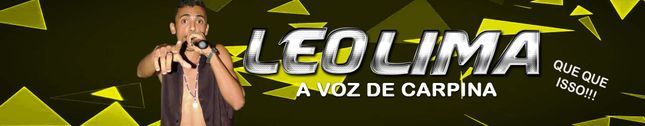 LEO LIMA - A voz de carpina