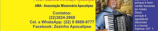 Pastor Zezinho - Banda Apocalipse