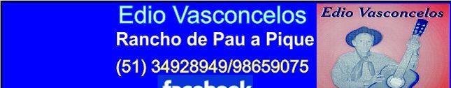 EDIO VASCONCELOS