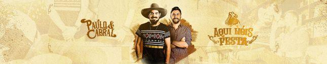 Paulo e Cabral
