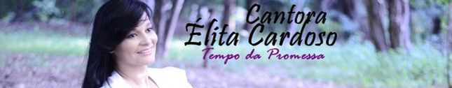Cantora Élita Cardoso