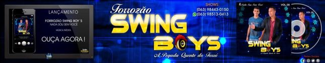 Forrozão Swing Boy's