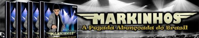 Markinhos & A Pegada Abençoada do Brasil OFICIAL