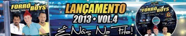 Forro Boys vol.04 2013