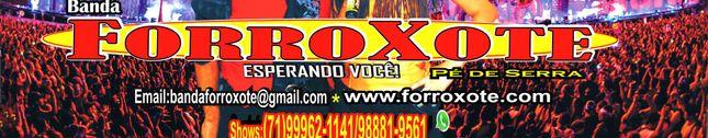 Banda Forroxote Pé de Serra