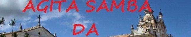 AGITA SAMBA DE CACHOEIRA BA