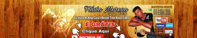 Flávio Moreno  A Voz Romântica Vol.3