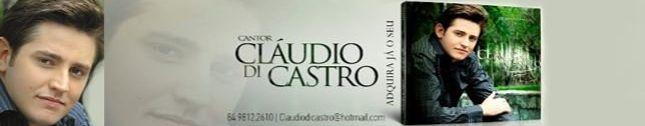 CLÁUDIO DI CASTRO