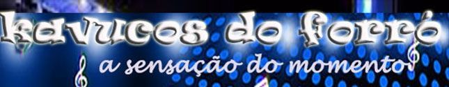 kavucos do forro   2014