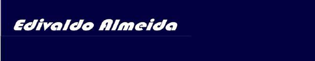 Edivaldo Almeida
