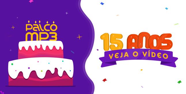 15 anos de Palco MP3 (posição 4)