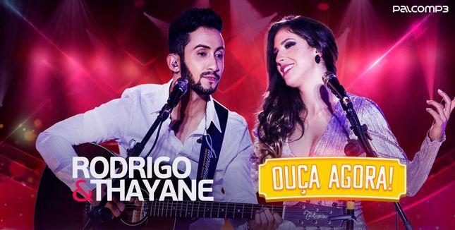 Rodrigo e Thayane