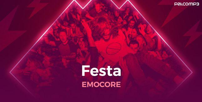 Imagem da playlist Festa emocore