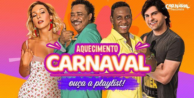 Aquecimento carnaval