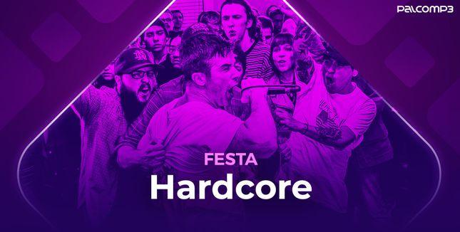 Imagem da playlist Festa hardcore