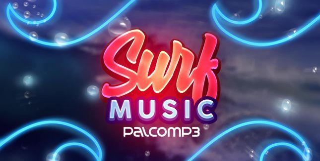 Imagem da playlist Surf music