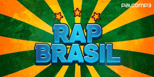Imagem da playlist Rap Brasil
