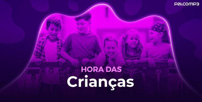 Imagem da playlist Hora das crianças