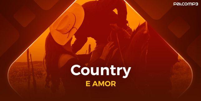 Imagem da playlist Country e amor