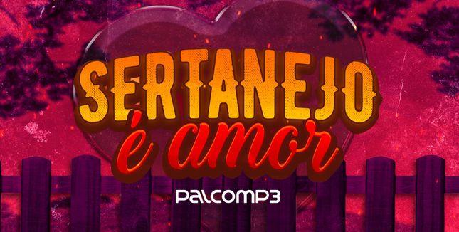Imagem da playlist Sertanejo é amor