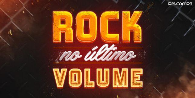 Imagem da playlist Rock no último volume