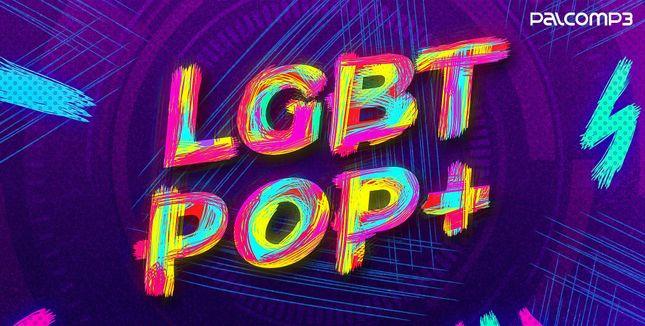 Imagem da playlist LGBTPOP+