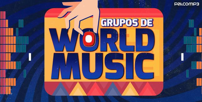 Imagem da playlist Grupos de world music