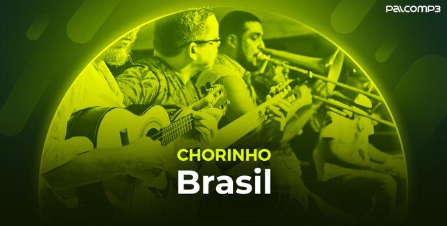 Imagem da playlist Chorinho Brasil