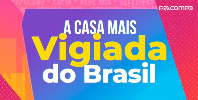 Imagem da playlist A casa mais vigiada do Brasil