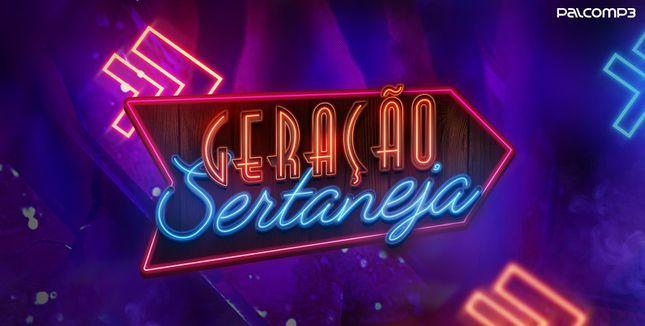Imagem da playlist Geração sertaneja
