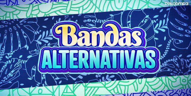 Imagem da playlist Bandas Alternativas