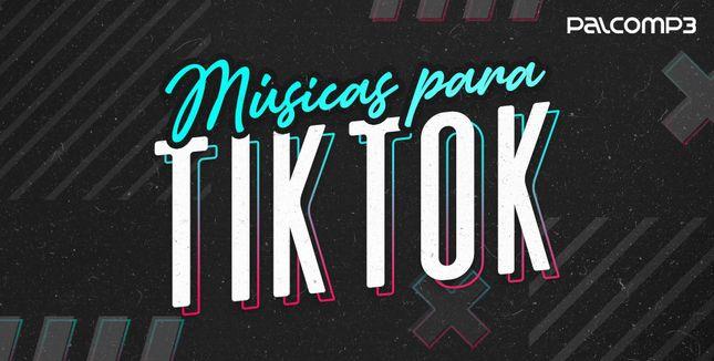 Imagem da playlist Músicas para TikTok